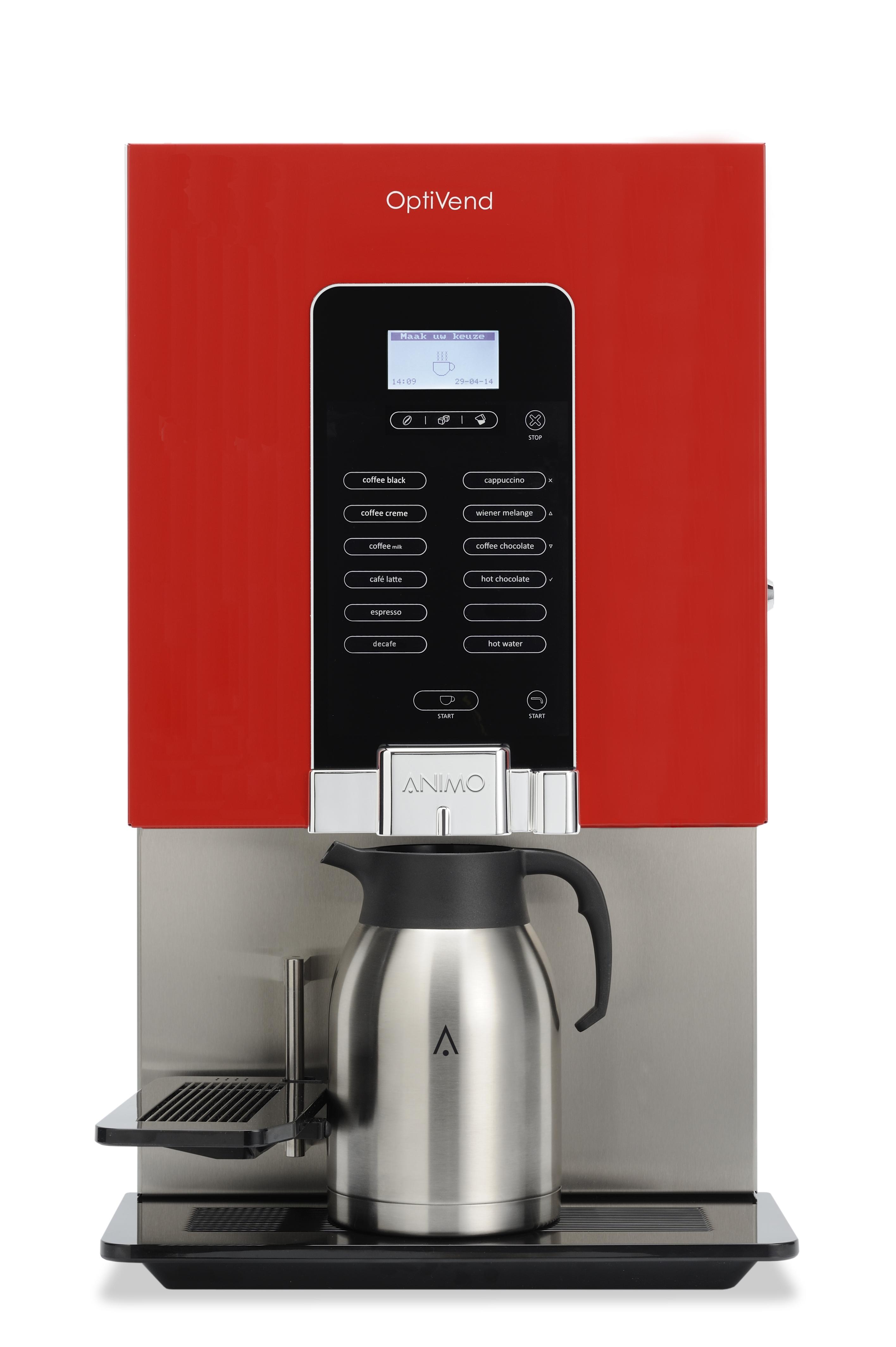 Koffie-automaat Instant