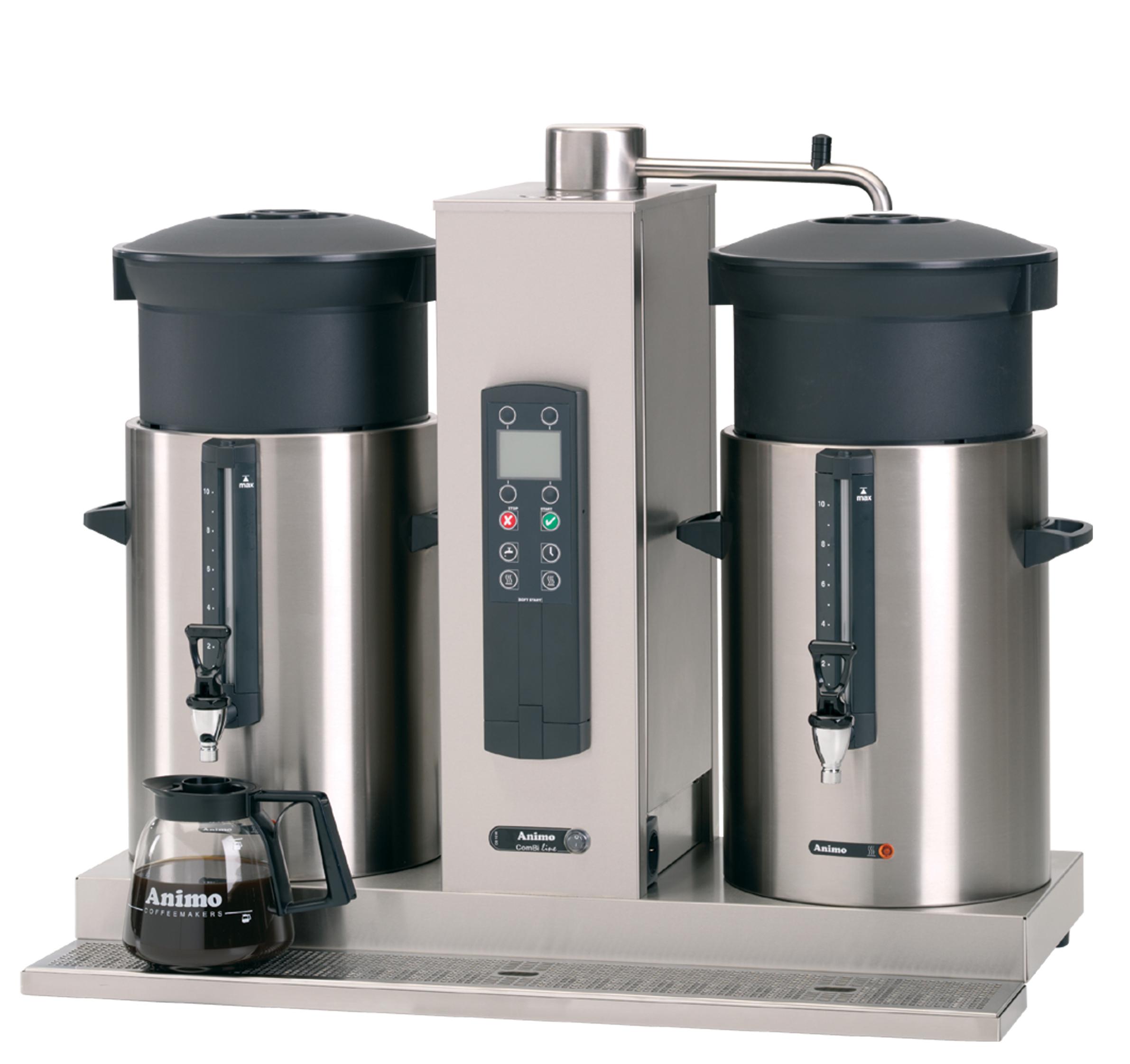 Koffiezet-installaties