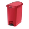 Rubbermaid Slim Step Afvalcontainers