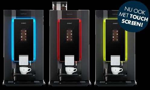koffie-automaat Fresh Brew