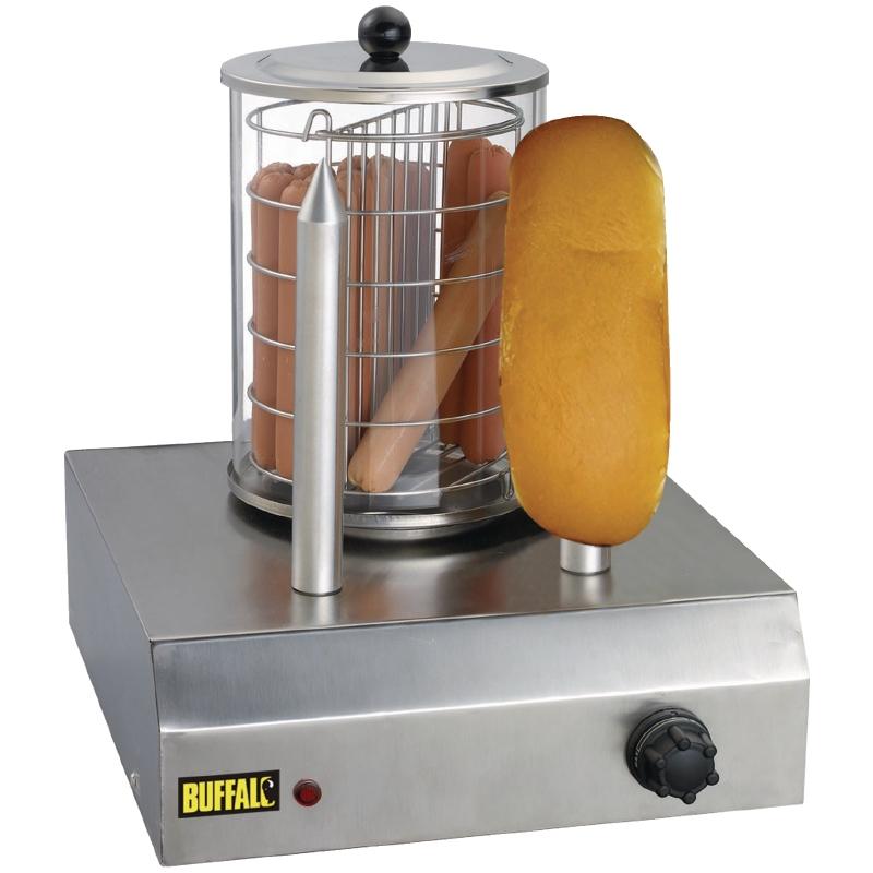 Hotdog apparaat