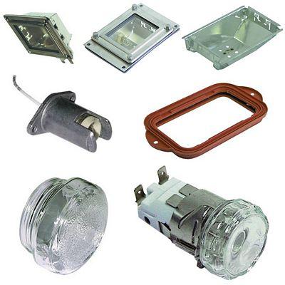 Lampen en lamphouders