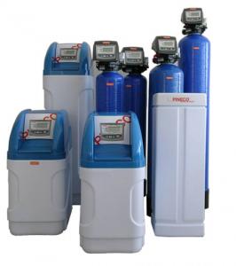 Automatische Water-ontharders